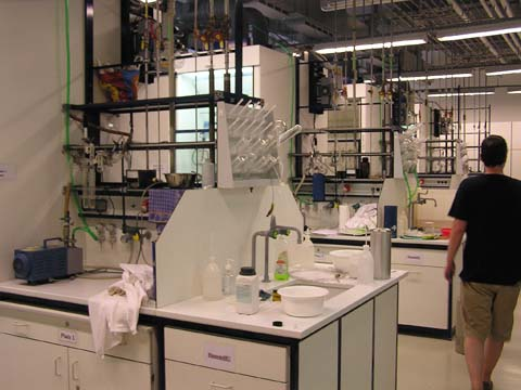 Teaching: Laboratory